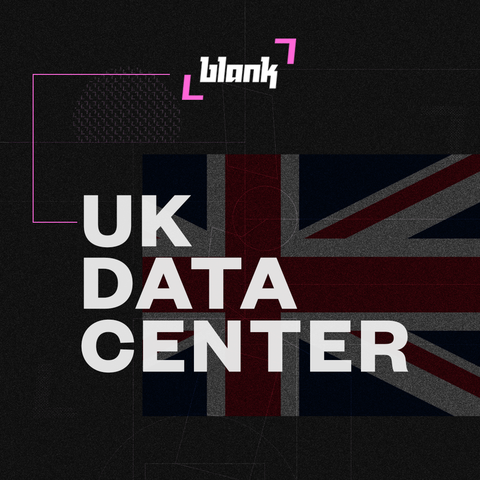 Instant delivery UK Data Center