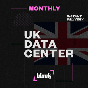 RENEWAL ONLY - Monthly UK Data Center Proxies