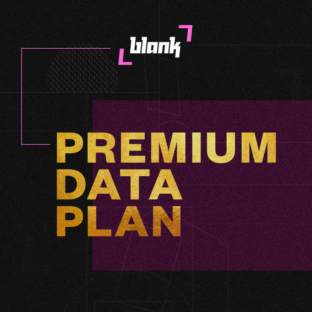 Premium Residential Data Plan - Instant Delivery