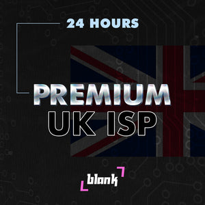 24 Hour | UK ISP Data Center Proxies
