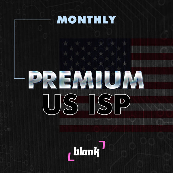 Monthly | US ISP Data Center Proxies