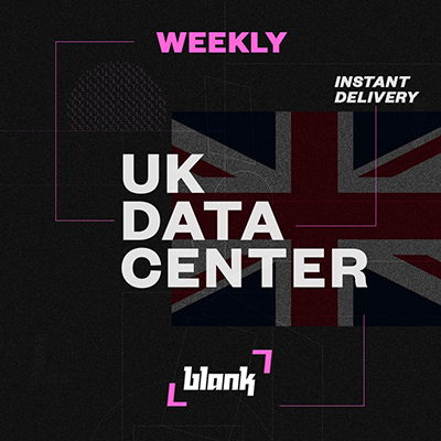 Weekly | UK Data Center Proxies
