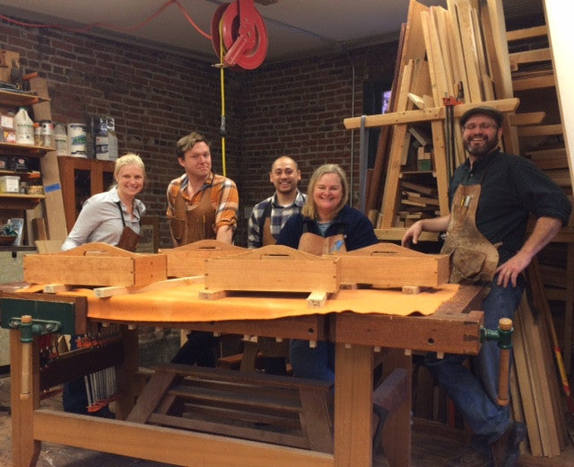 Fundamentals of Woodworking - Weekend Classes