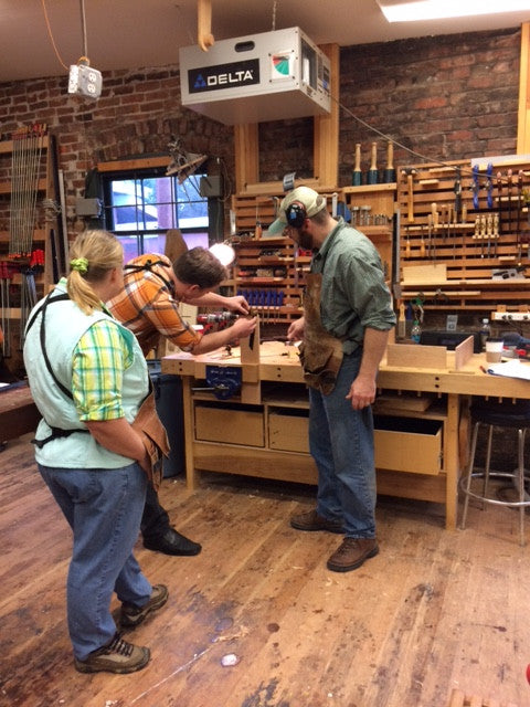 GIFT CERTIFICATE for Fundamentals of Woodworking class - WEEKDAY CLASSES