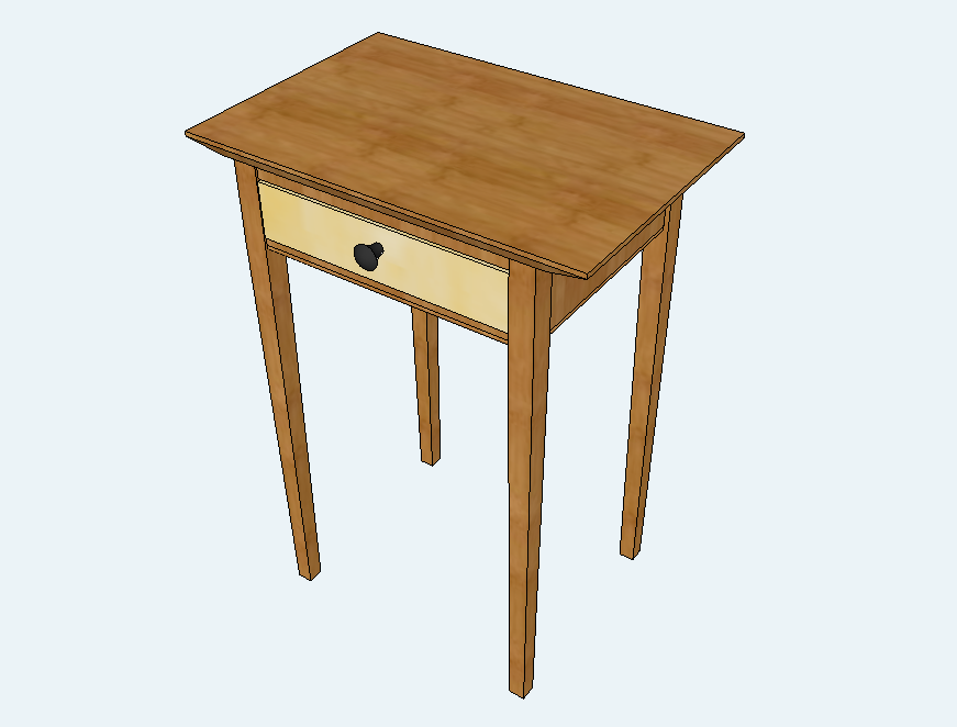 Intermediate Woodworking