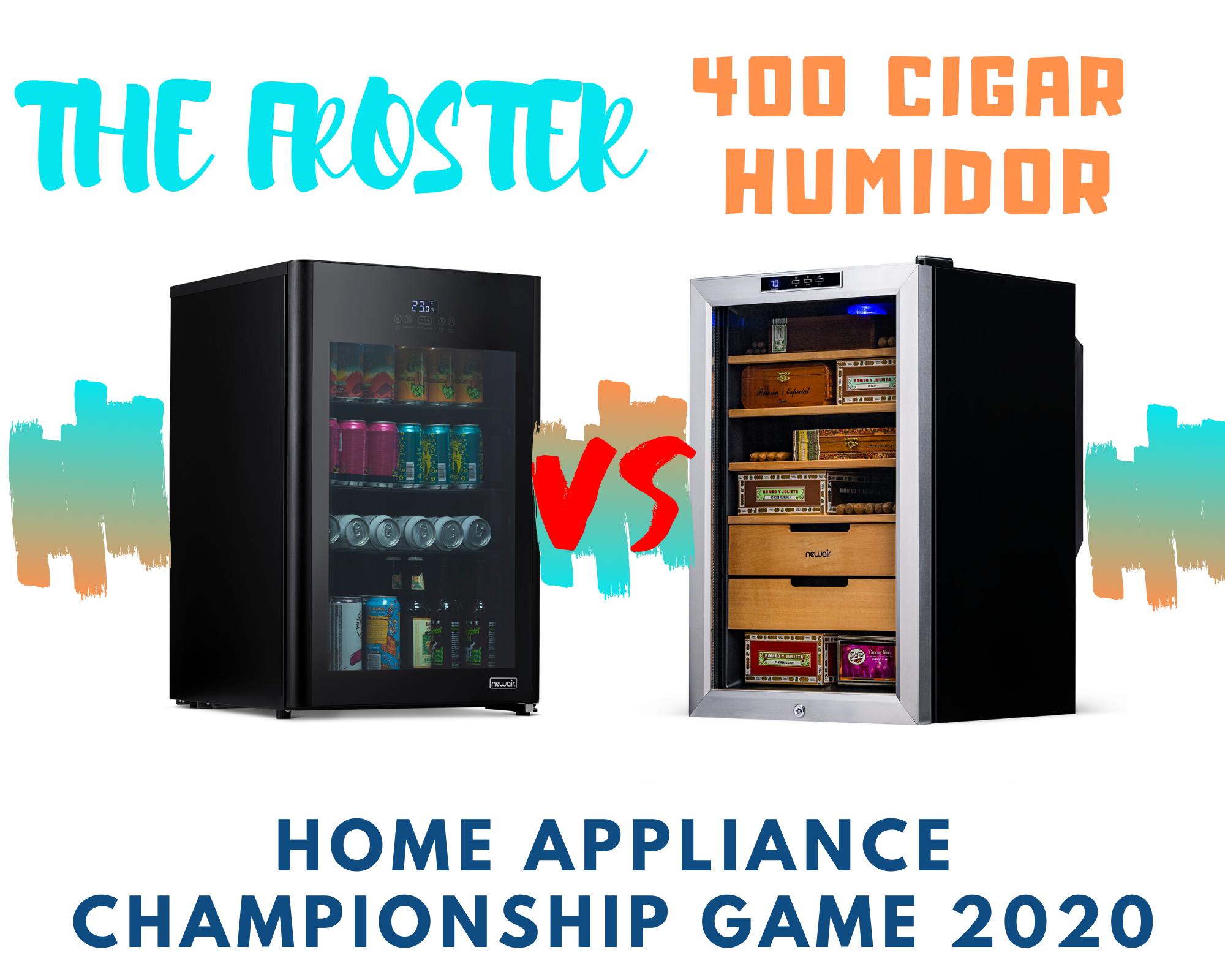 Who Will Win Home Appliance March Madness 2020? Vote for Your Champion Game Pick