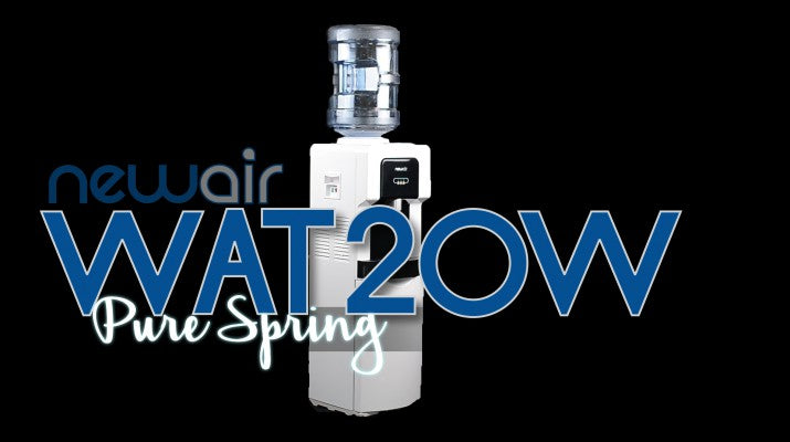 NewAir WAT20W Water Dispenser Video Product Review
