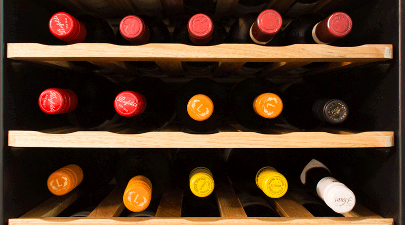 How to Replace Wine Racks