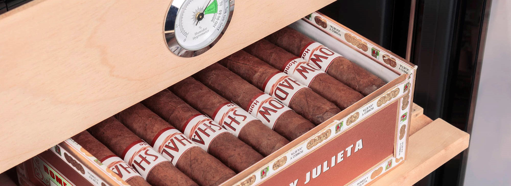 How Long Can I Store Cigars in My Cigar Humidor
