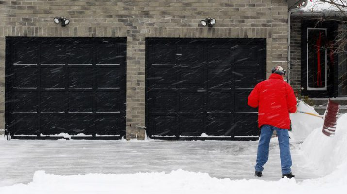 Checklist: Prepare Your Garage For Winter Extremes