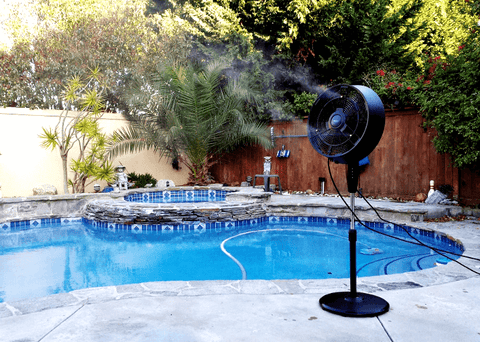 Best Outdoor Misting Fan | This is How You Pick the Best
