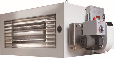 Example Commercial Waste Oil Heater