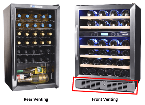 Of Course The Major Factor You Have To Keep In Mind When Deciding On A Built In Wine Cooler Is How Much Space You Have In Your Existing Cabinetry