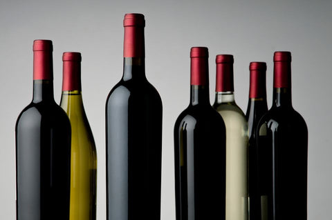 Wine Bottle Shapes: Just The Facts – NewAir