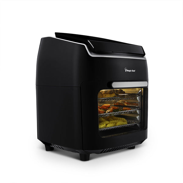 Magic Chef® 10.5 Quart Air Fryer, Rotisserie, Dehydrator and Convection Oven
