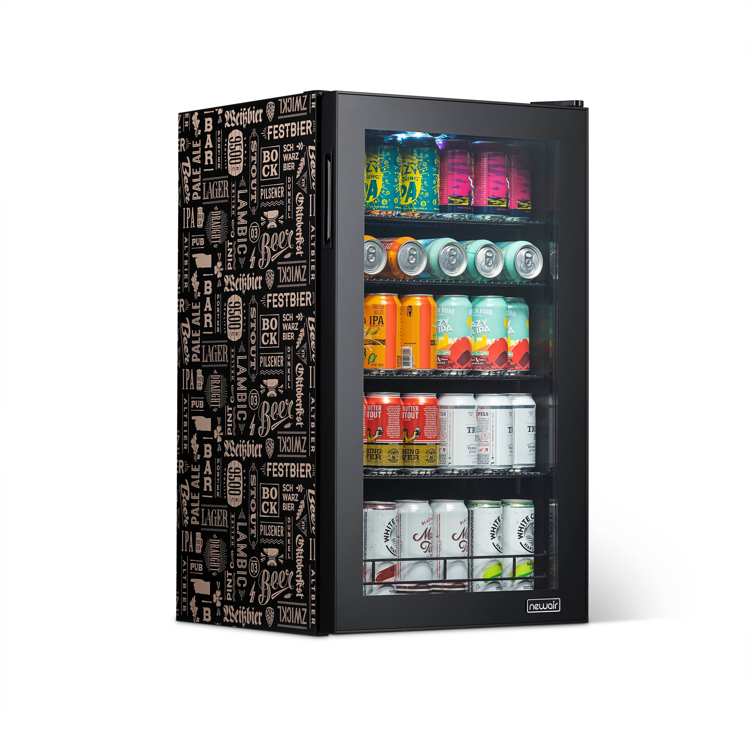 Newair Beers Of The World Beer Fridge 126 Can Free Shipping Gift