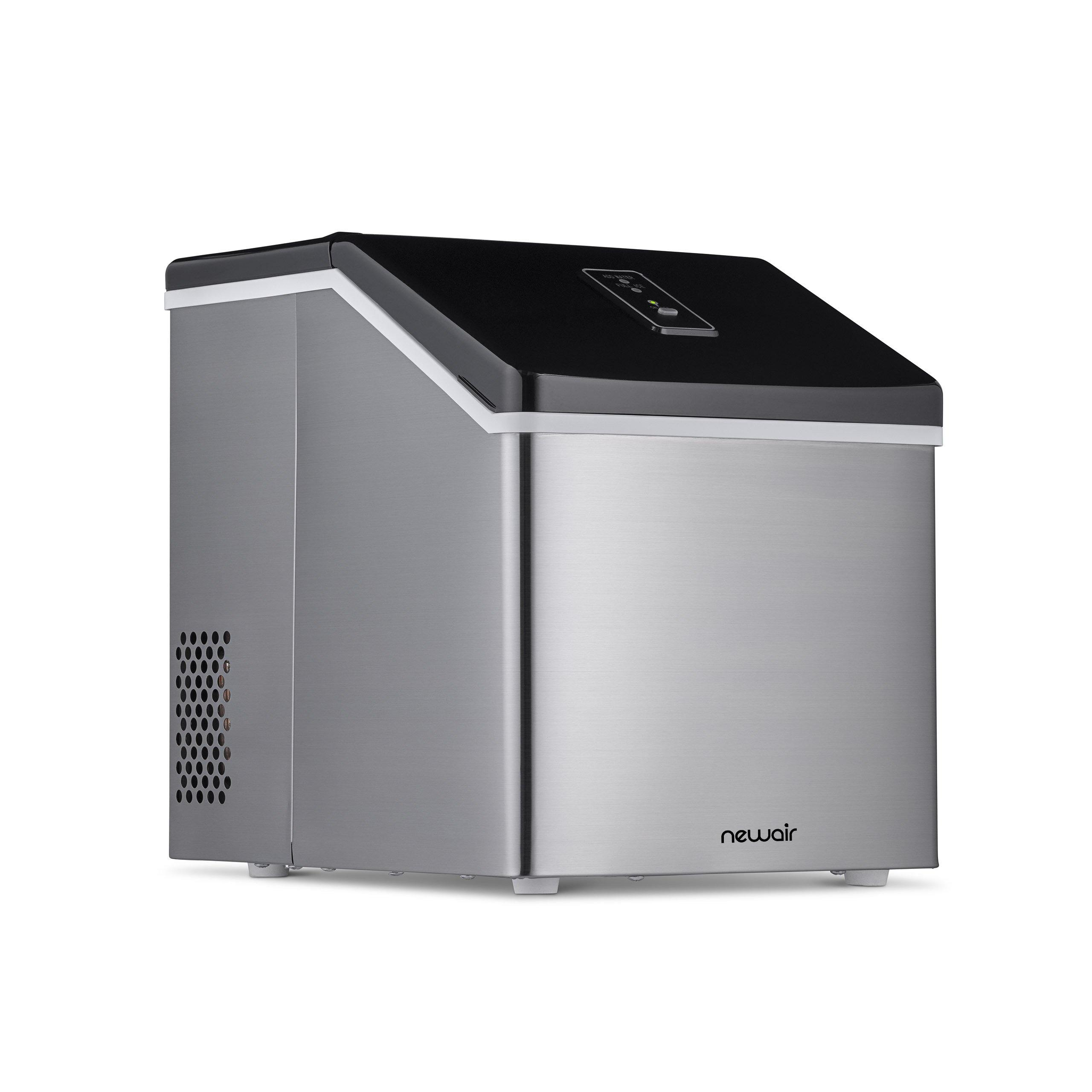 Remanufactured Newair Clear Ice Maker 40 Lbs Countertop Portable