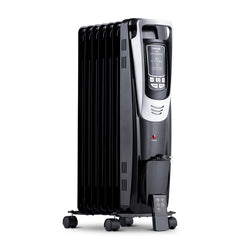 Newair Portable Oil Filled Radiator Space Heater, 150 sq. ft.  with Silent, Energy Efficient Operation