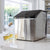 NewAir Countertop Clear Ice Maker 40 lbs per day