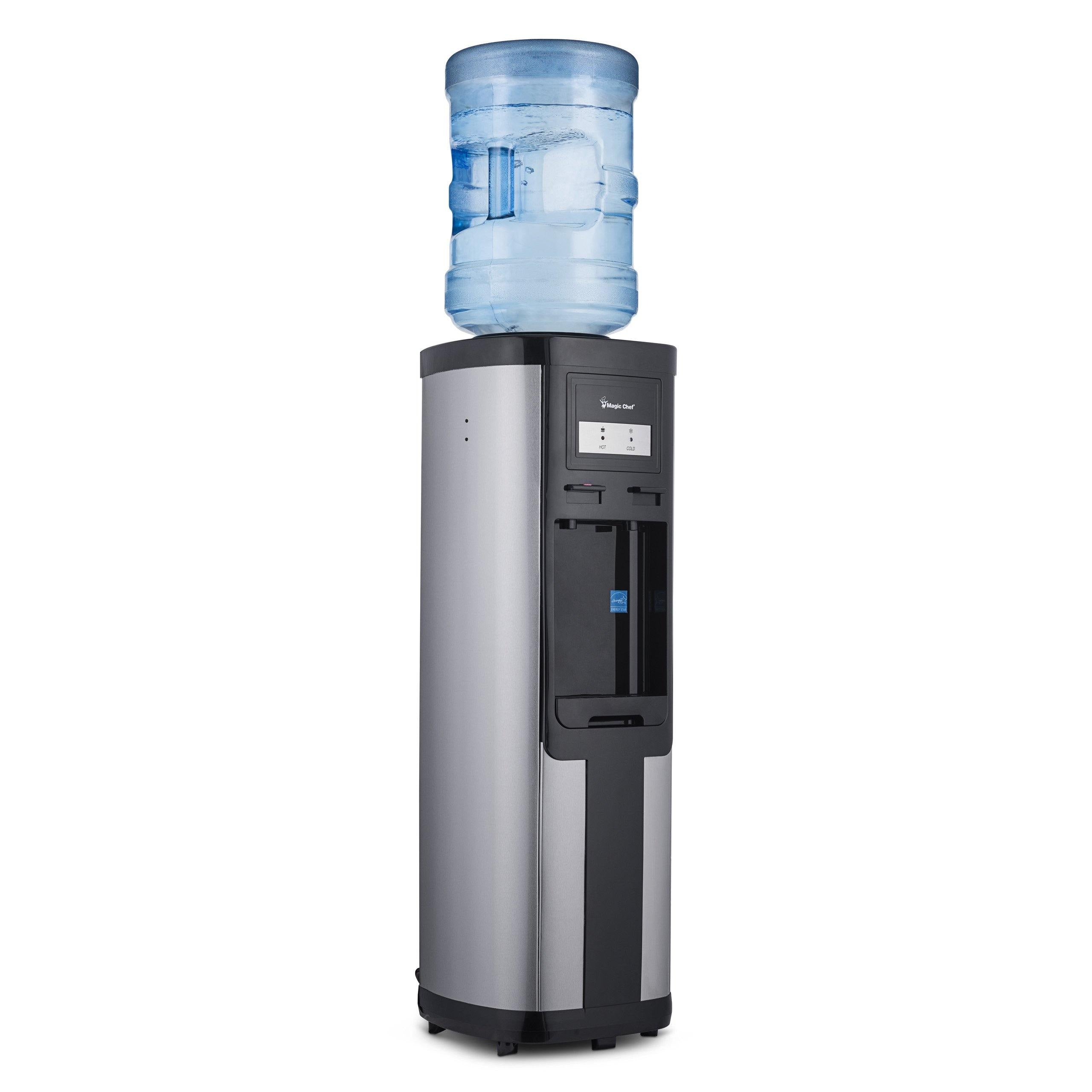 Magic Chef Top Loading Water Dispenser Hot And Cold Water Newair
