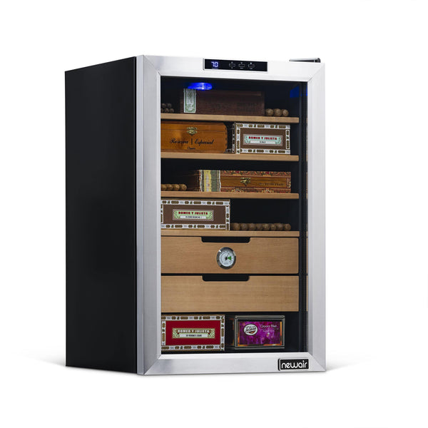 NewAir 400 Count Cigar Humidor CC-300