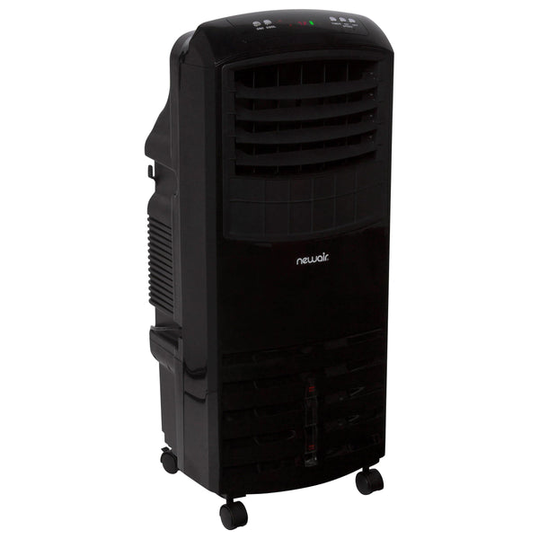 Remanufactured NewAir 2-in-1 Evaporative Cooler and Fan, 300 sq. ft. - Black