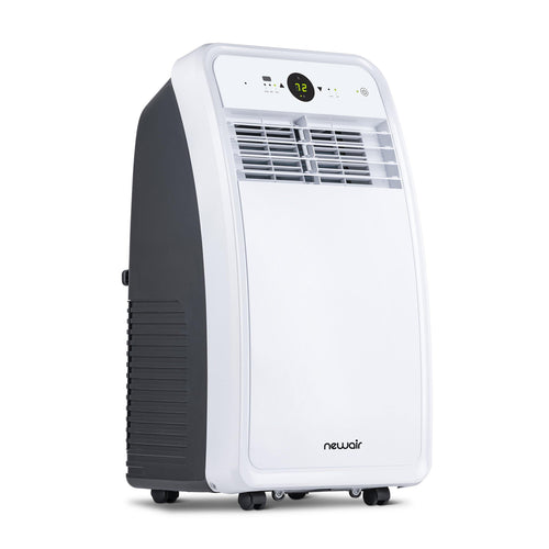 NewAir Compact Portable Air Conditioner, 8,000 BTUs (4,500 BTU, DOE), Cools 200 sq. ft.,