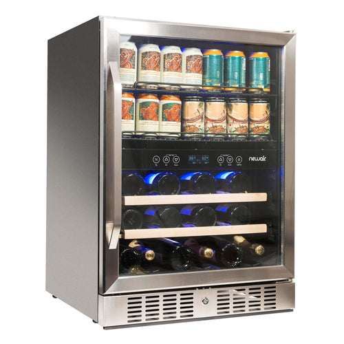 Built In Wine Fridges Compact Built In Wine Chillers Refrigerators Newair
