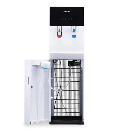 Magic Chef Bottom Loading Water Dispenser White