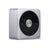 Silver NewAir Whole Room Heater, Whisper Quiet Quietheat15S