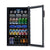 NewAir 126 Can Freestanding Beverage Fridge in Stainless Steel