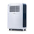 NewAir Portable Air Conditioner, 12,000 BTUs (7,700 BTU, DOE), Cools 425 sq. ft., Easy Setup Window Venting Kit and Remote Control