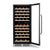 "NewAir 27"" Built-in 116 Bottle Dual Zone Compressor Wine Fridge"
