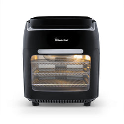 Magic Chef® 10.5 Quart Air Fryer, Rotisserie, Dehydrator and Convection Oven - NewAir