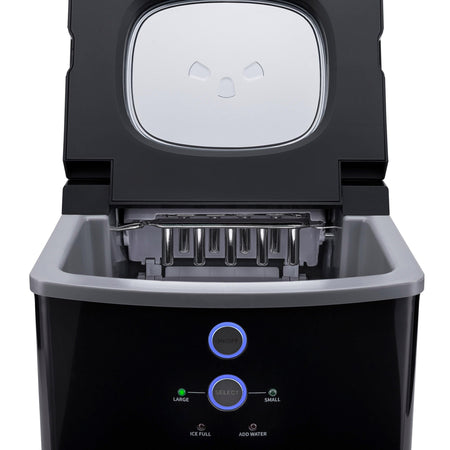 NewAir Portable Countertop Ice Maker, 33 lbs. Black