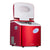 Red Newair 50lbs. Portable Ice Maker | AI-215