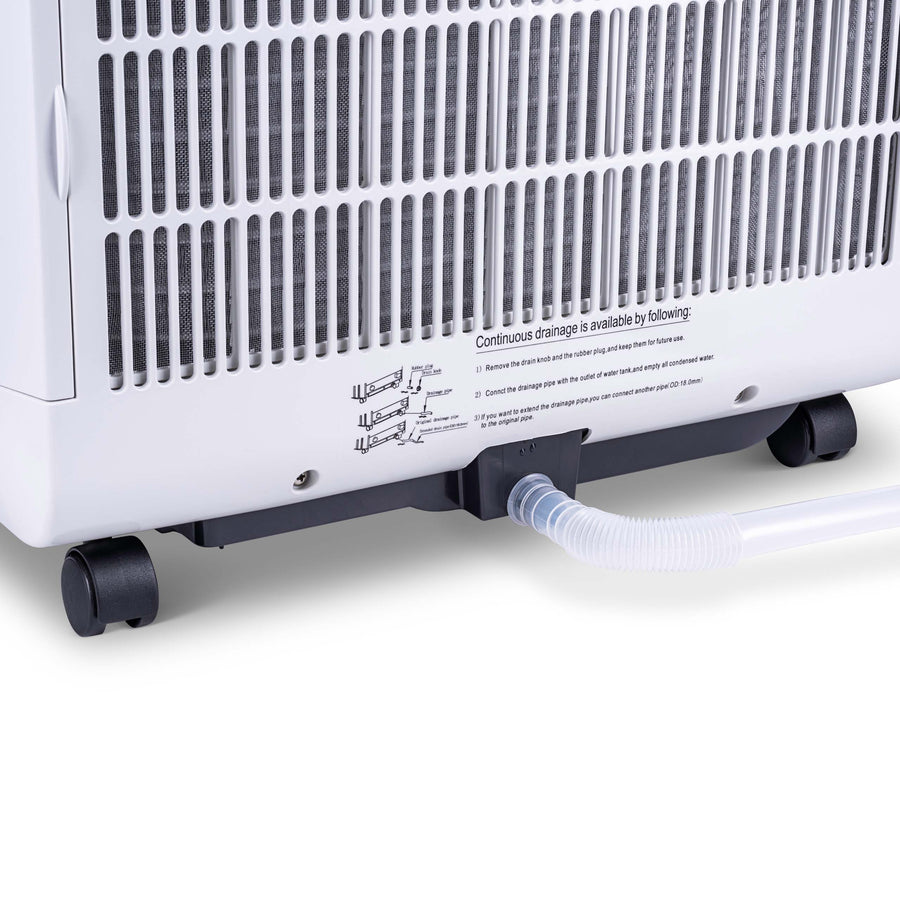 NewAir Portable A/C Unit, 12,000 BTUs, Cools 425 sq ft