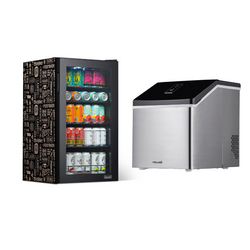 Beer Fridge on the Rocks Bundle