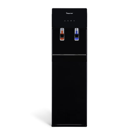 Magic Chef Bottom Loading Water Dispenser Black