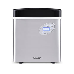 Stainless Steel Portable Ice Maker