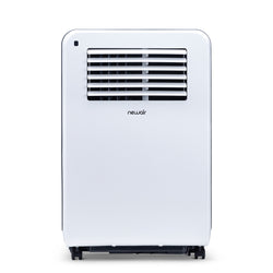NewAir Compact Portable Air Conditioner with Dehumidifier, 12,000 BTUs (7,700 BTU, DOE), Cools 425 sq. ft.