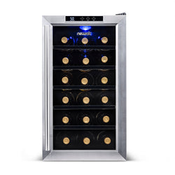 NewAir 18 Bottle Freestanding Wine Fridge