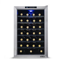 Blemished NewAir 28-Bottle Stainless Steel Thermoelectric Wine Cooler