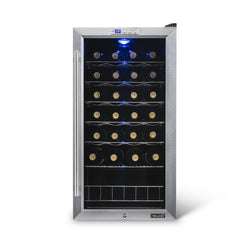 Blemished NewAir Freestanding 27 Bottle Compressor Wine Fridge