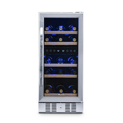 NewAir 29-Bottle Compressor Wine Cooler | AWR-290DB