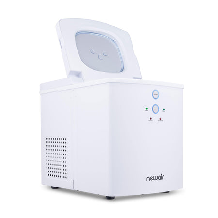 NewAir Portable Countertop Ice Maker, 33 lbs. White