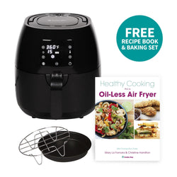 Avalon Bay 3.7 Quart Digital Air Fryer