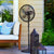 NewAir Outdoor Misting Fan and Pedestal Fan Combination, 600 sq. ft.