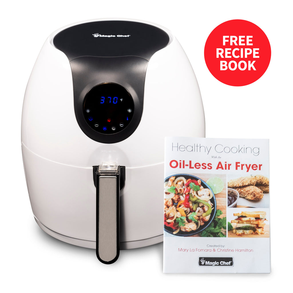 Magic Chef 174 Air Fryer Digital Xl Air Fryer Newair