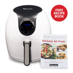 Remanufactured Magic Chef® 5.6 Quart Family-Sized Digital XL Air Fryer